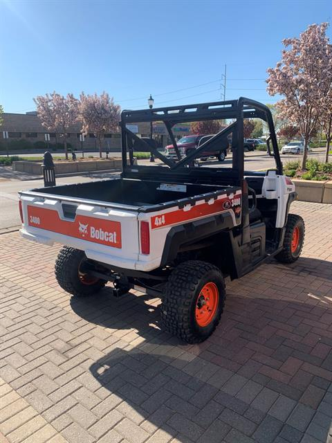 2015 Bobcat 3400 4 x 4 Diesel in Osseo, Minnesota - Photo 2