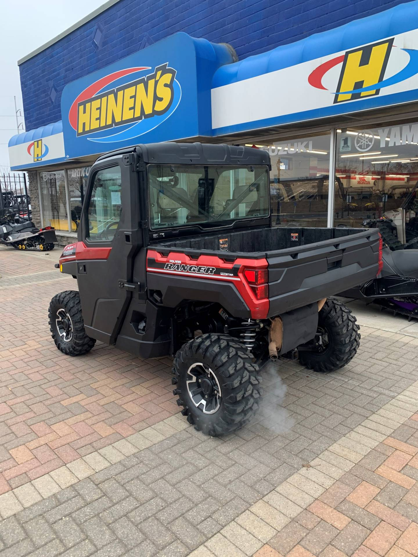 2018 Polaris Ranger XP 1000 EPS Northstar Edition in Osseo, Minnesota - Photo 4