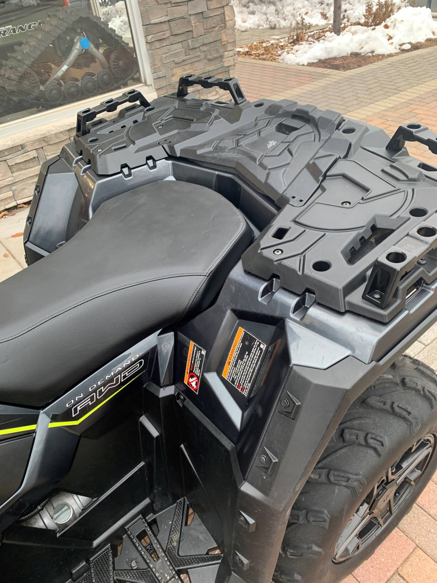 2019 Polaris Sportsman 850 SP Premium in Osseo, Minnesota - Photo 9