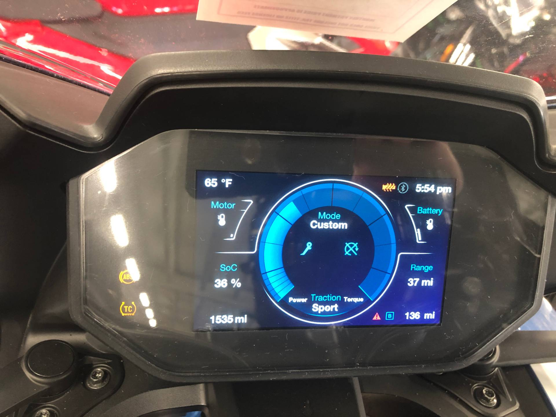 2020 Zero Motorcycles SR/S NA ZF14.4 Premium in Osseo, Minnesota - Photo 2