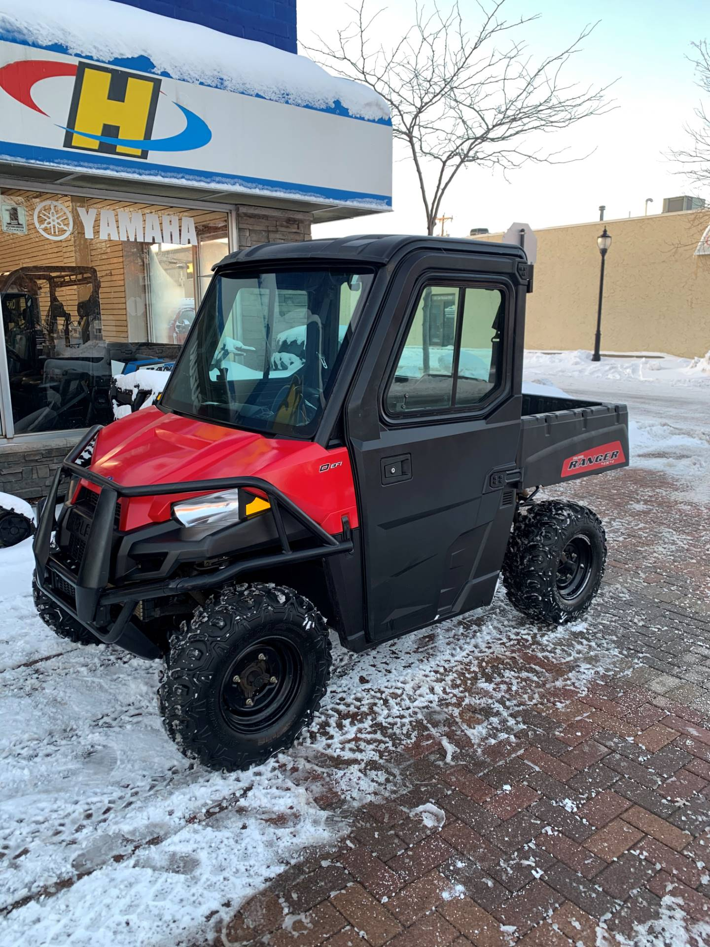 2015 Polaris Ranger® 570 in Osseo, Minnesota - Photo 1