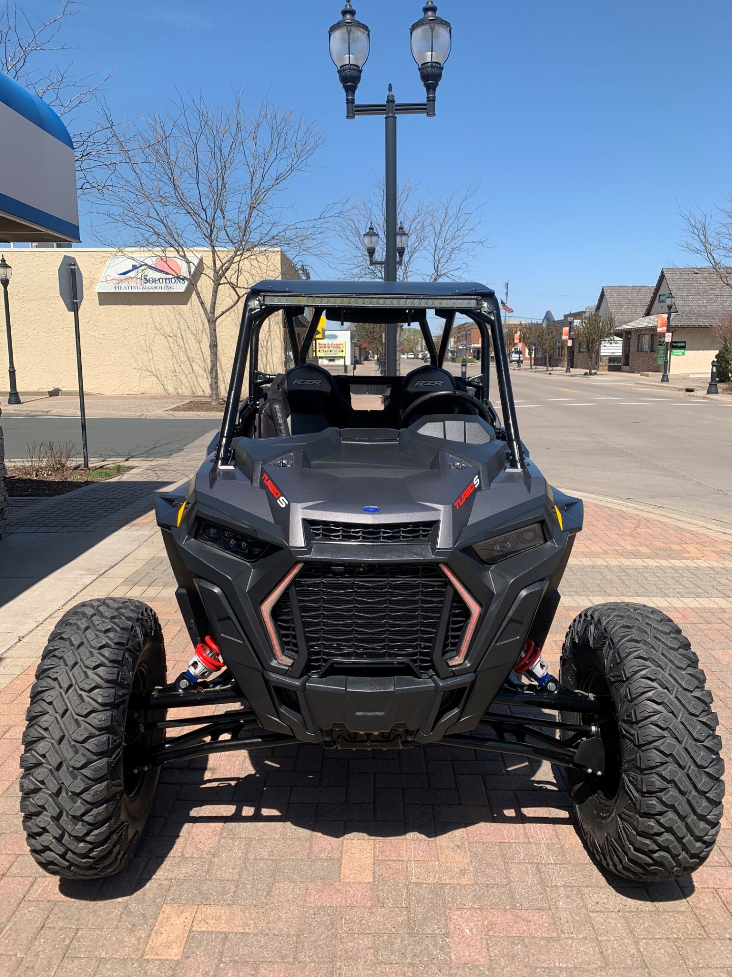 2019 Polaris RZR XP Turbo S Velocity in Osseo, Minnesota - Photo 2