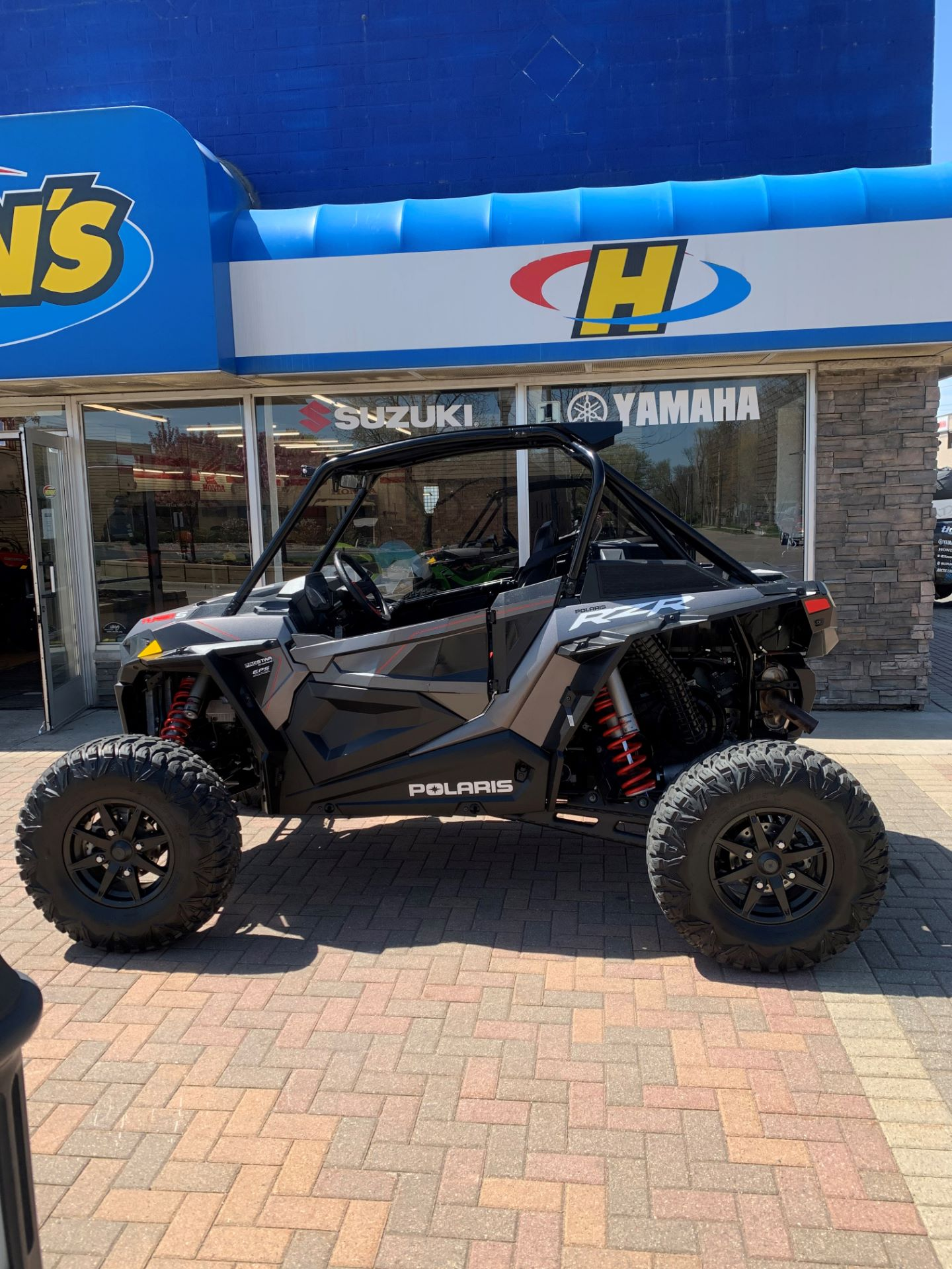 2019 Polaris RZR XP Turbo S Velocity in Osseo, Minnesota - Photo 7