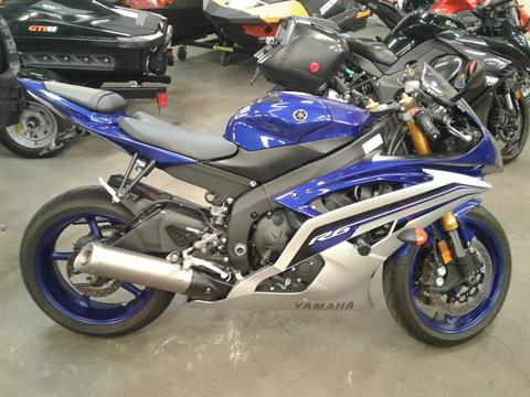 2016 Yamaha YZF-R6 in Bakersfield, California