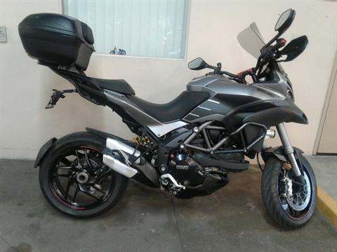 2014 Ducati Multistrada 1200 S Granturismo in Bakersfield, California - Photo 1
