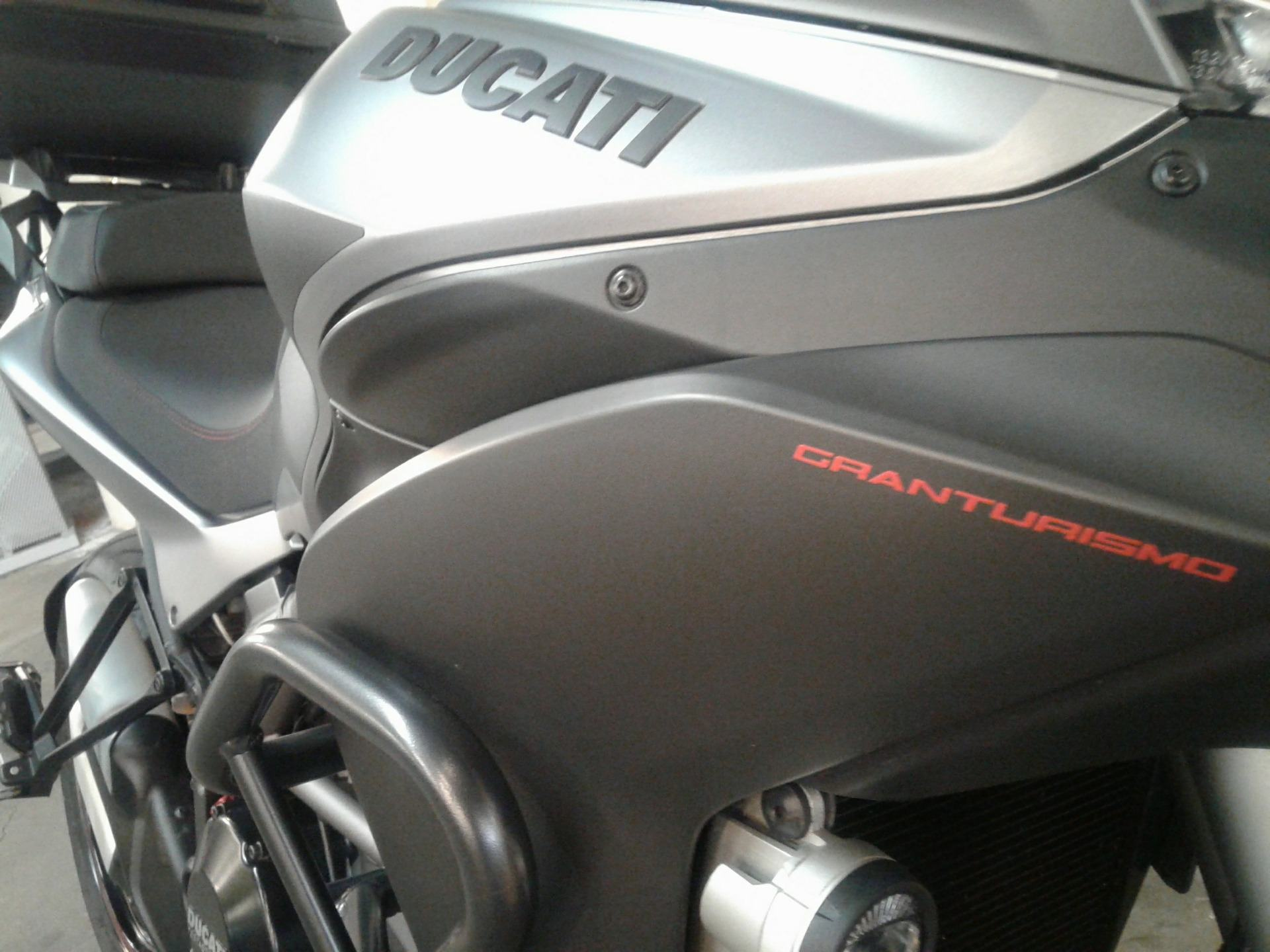 2014 Ducati Multistrada 1200 S Granturismo in Bakersfield, California - Photo 2