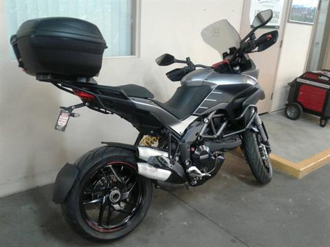 2014 Ducati Multistrada 1200 S Granturismo in Bakersfield, California - Photo 3