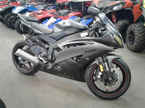 2013 Yamaha YZF-R6 in Bakersfield, California
