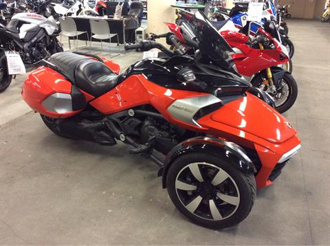 2015 Can-Am Spyder® F3-S SE6 in Bakersfield, California