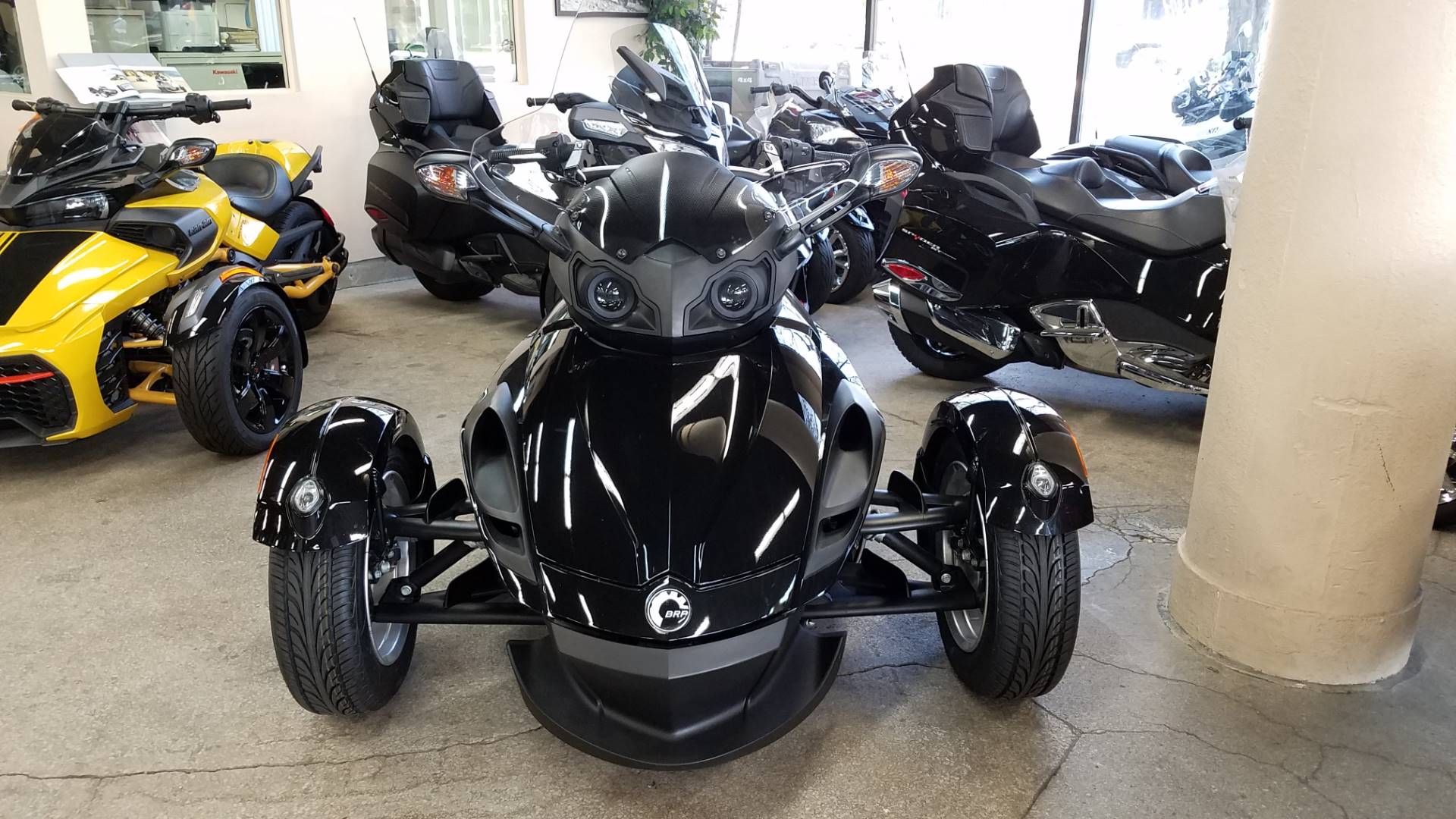 2012 Can-Am Spyder® RS SE5 in Bakersfield, California