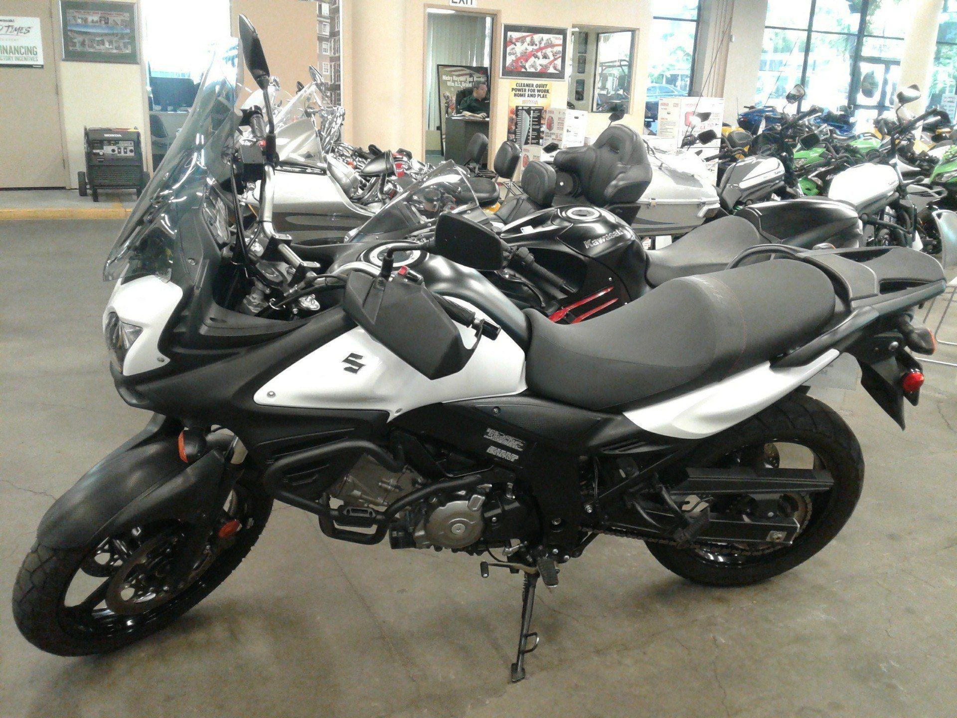 2013 Suzuki V-Strom 650 ABS in Bakersfield, California
