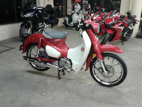 2020 Honda Super Cub C125 ABS in Bakersfield, California - Photo 1
