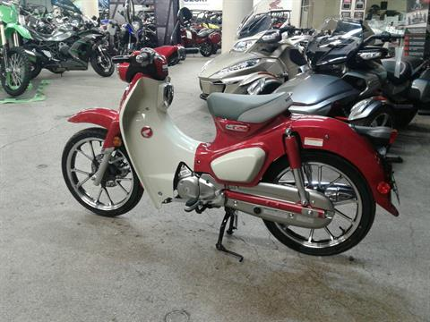 2020 Honda Super Cub C125 ABS in Bakersfield, California - Photo 2