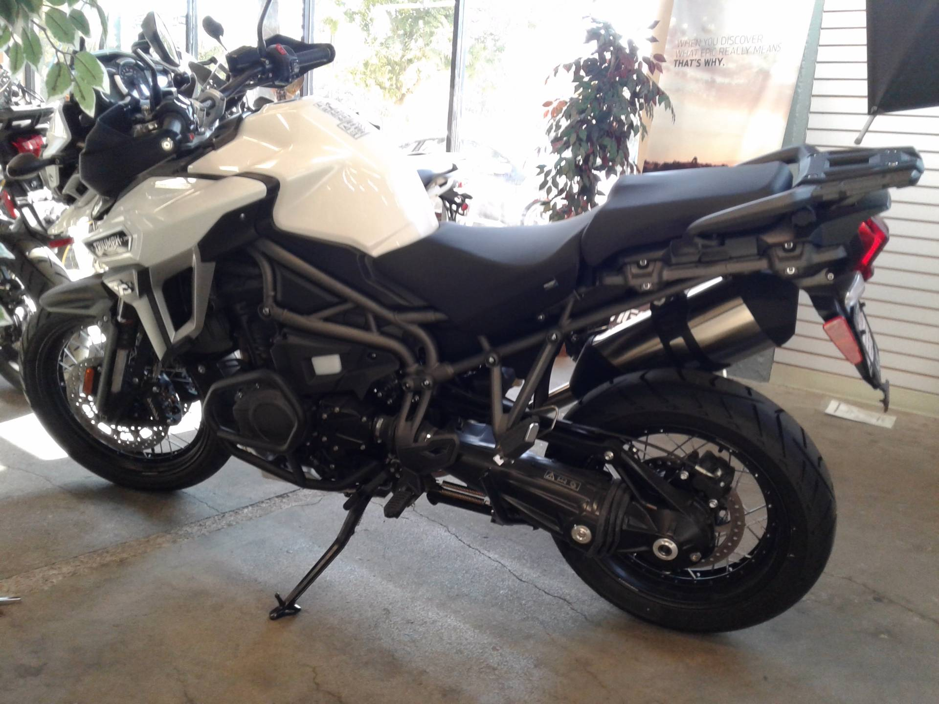 2017 Triumph Tiger Explorer XCx in Bakersfield, California