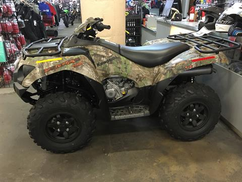 2020 Kawasaki Brute Force 750 4x4i EPS Camo in Bakersfield, California
