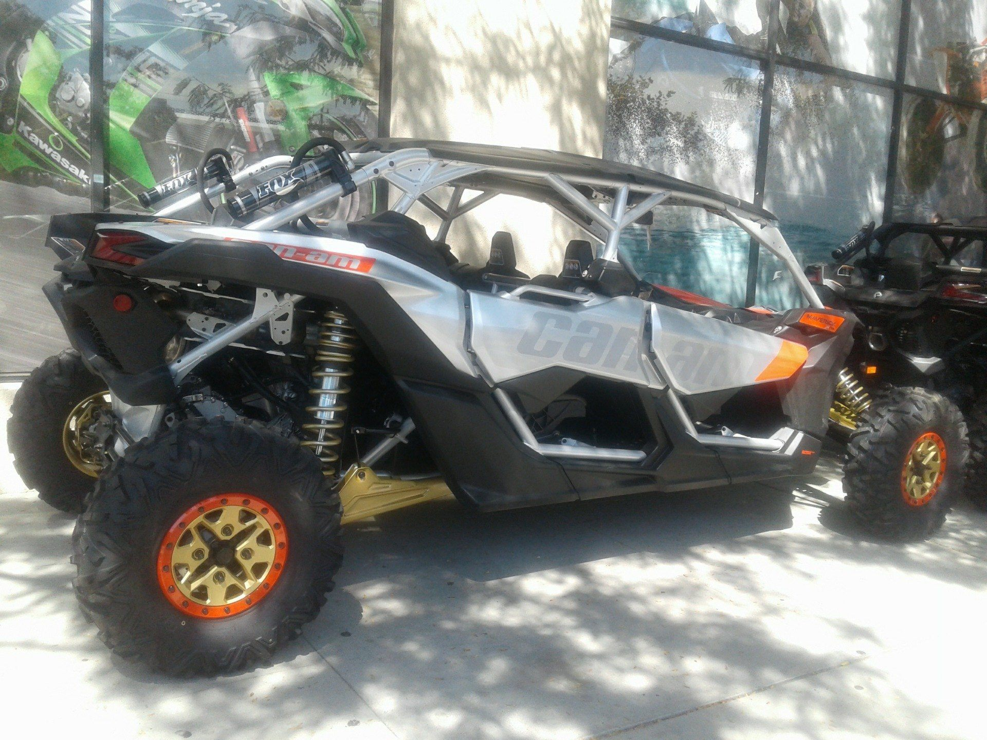 2019 Can-Am Maverick X3 Max X rs Turbo R in Bakersfield, California