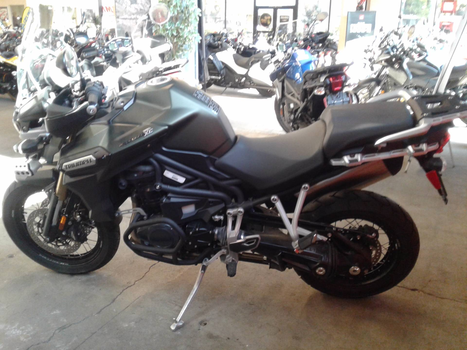 2015 Triumph Tiger Explorer XC ABS in Bakersfield, California