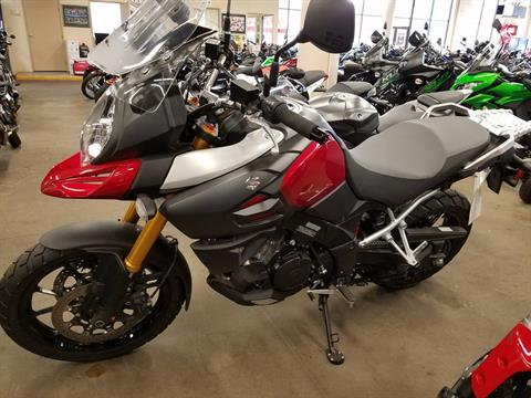2014 Suzuki V-Strom 1000 ABS in Bakersfield, California