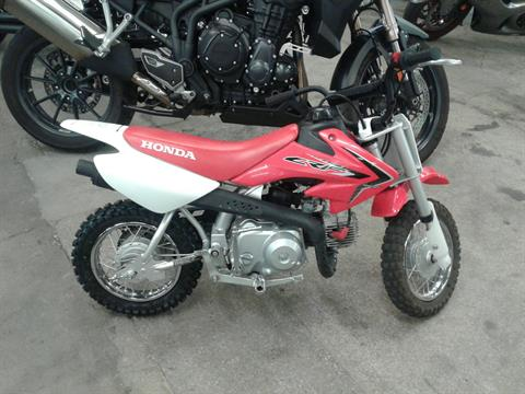 2019 Honda CRF50F in Bakersfield, California
