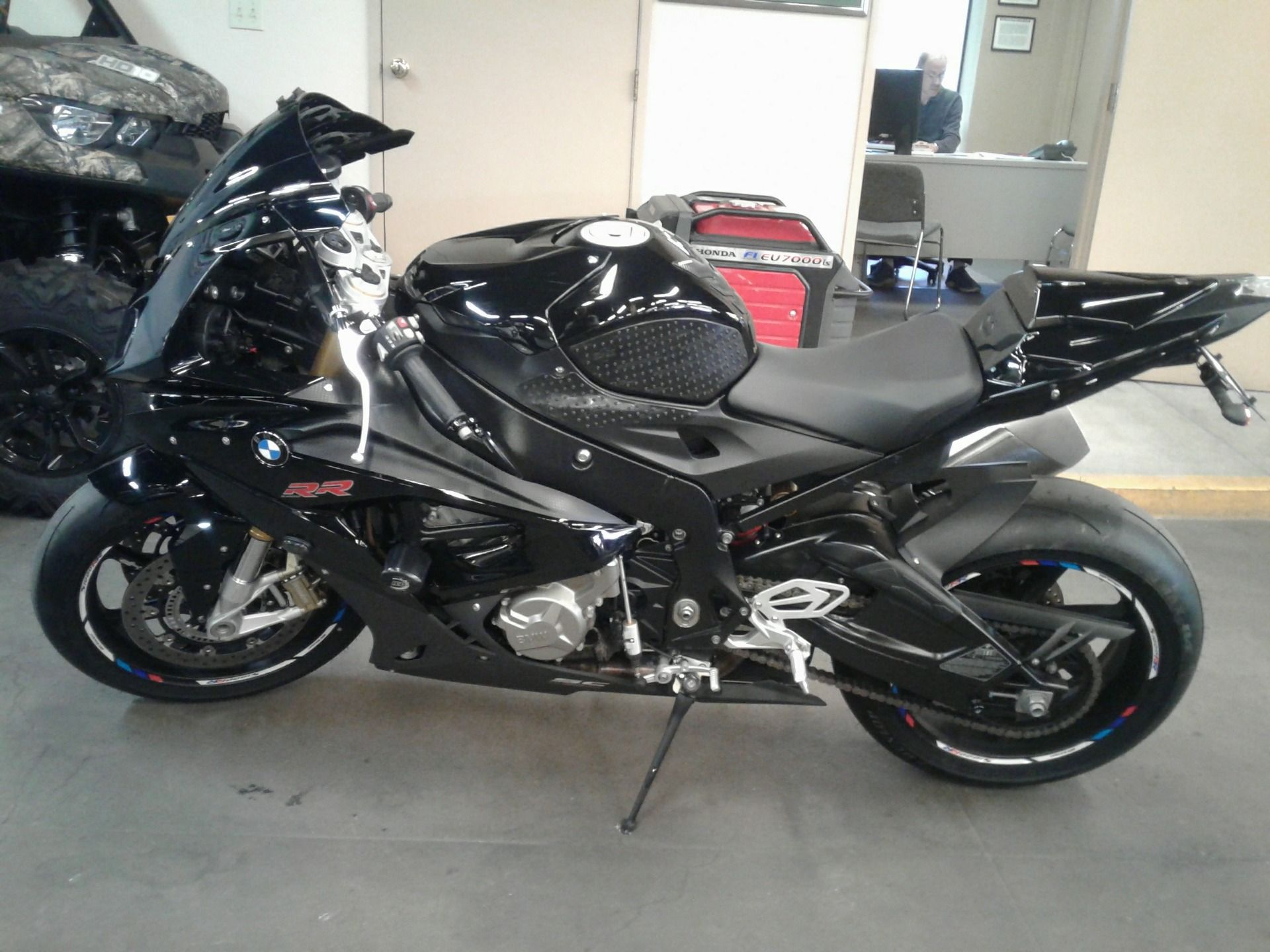 2016 BMW S 1000 RR in Bakersfield, California