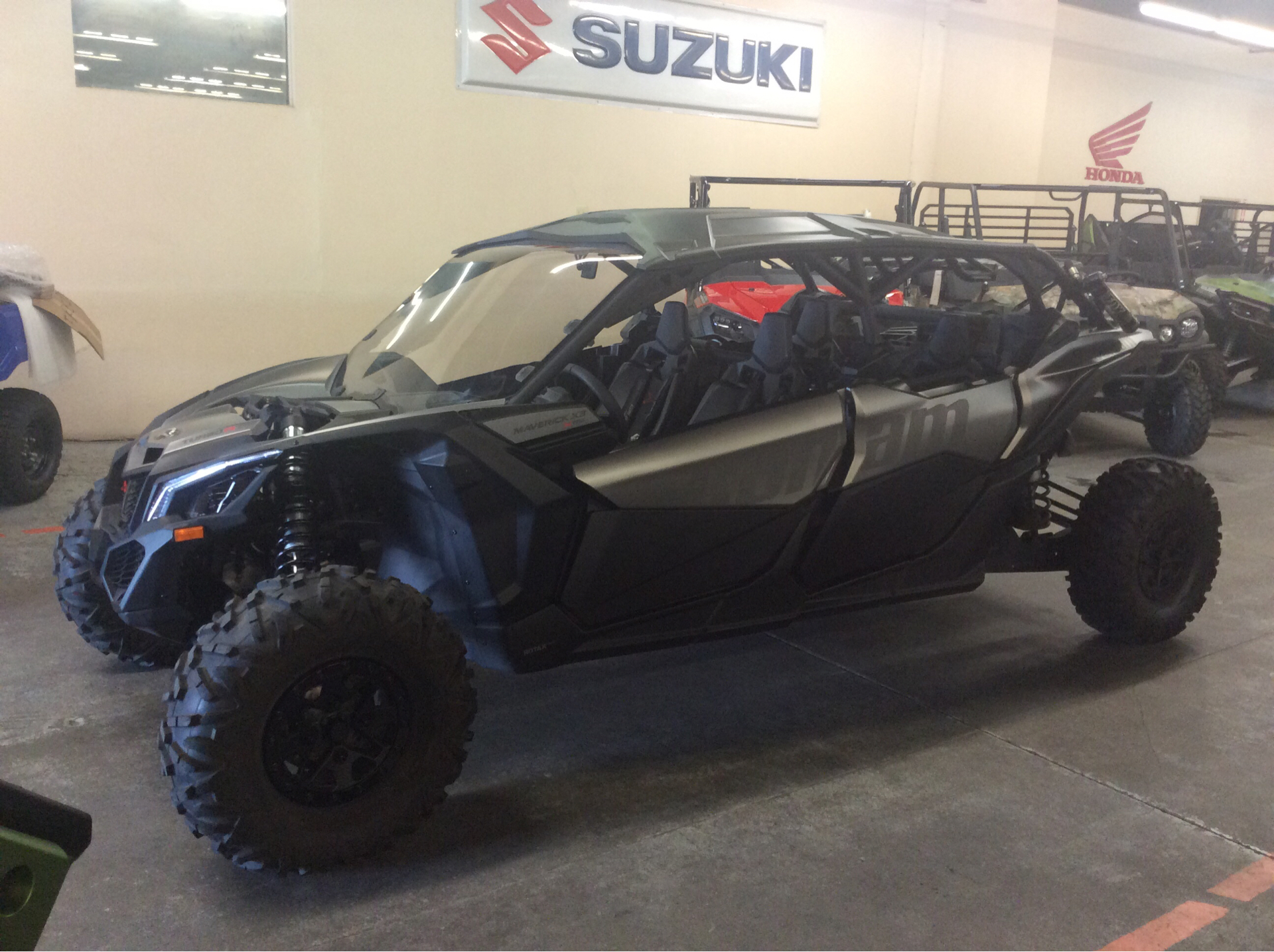 2018 Can-Am Maverick X3 Max X rs Turbo R in Bakersfield, California - Photo 2