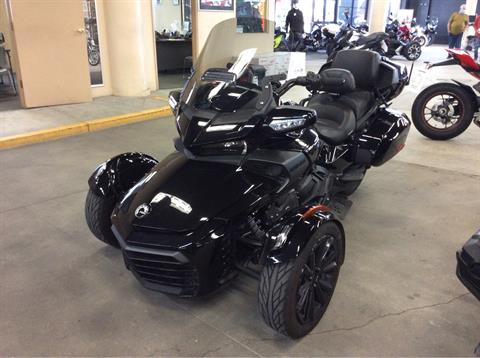2018 Can-Am Spyder F3 Limited in Bakersfield, California - Photo 3