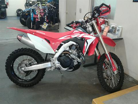 2019 Honda CRF450X in Bakersfield, California