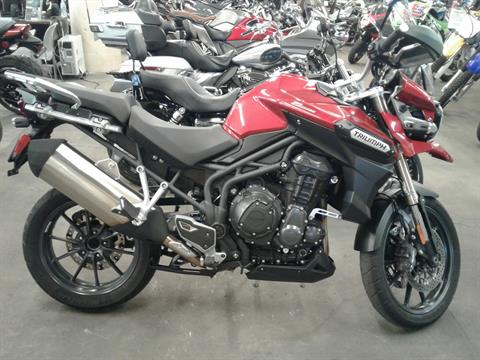 2015 Triumph Tiger Explorer ABS in Bakersfield, California
