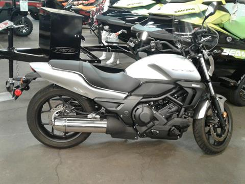 2016 Honda CTX700N DCT ABS in Bakersfield, California
