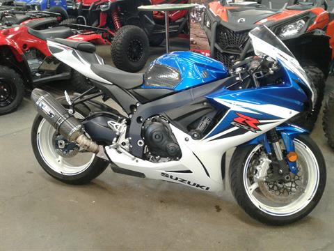 2011 Suzuki GSX-R600™ in Bakersfield, California