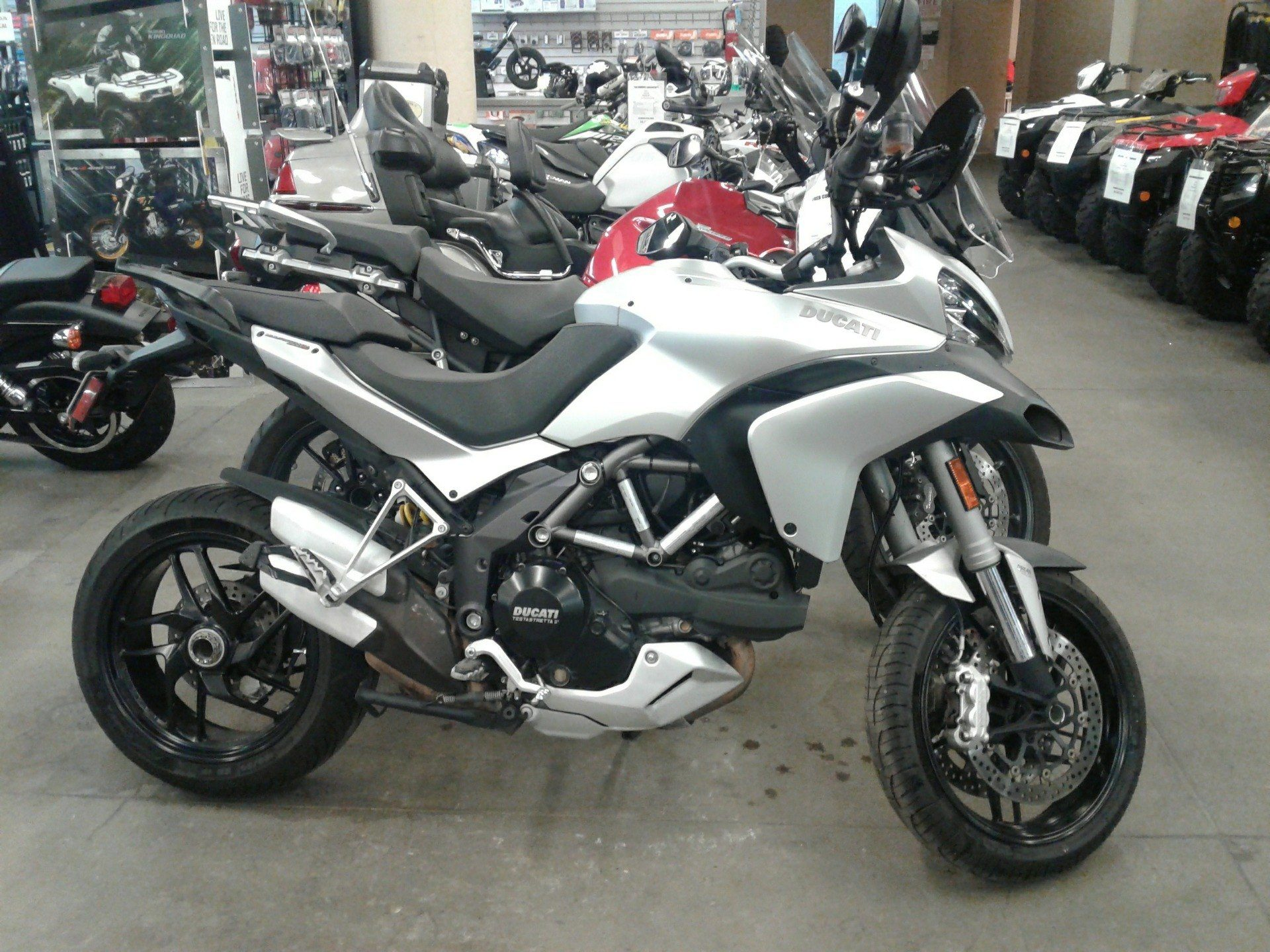2014 Ducati Multistrada 1200 S Touring in Bakersfield, California - Photo 1