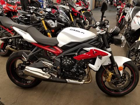 2014 Triumph Street Triple R ABS in Bakersfield, California
