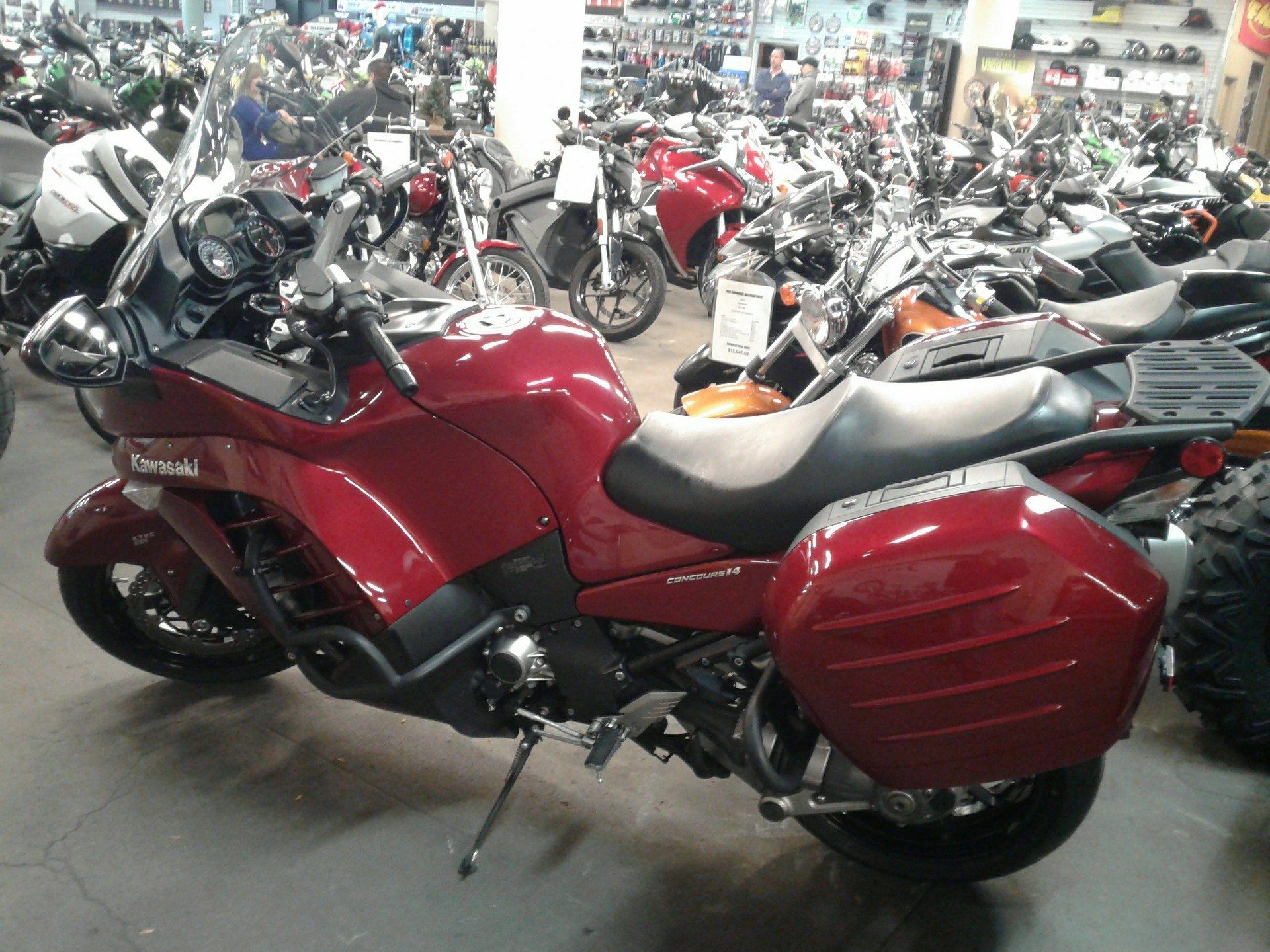 2012 Kawasaki Concours™ 14 ABS in Bakersfield, California - Photo 2
