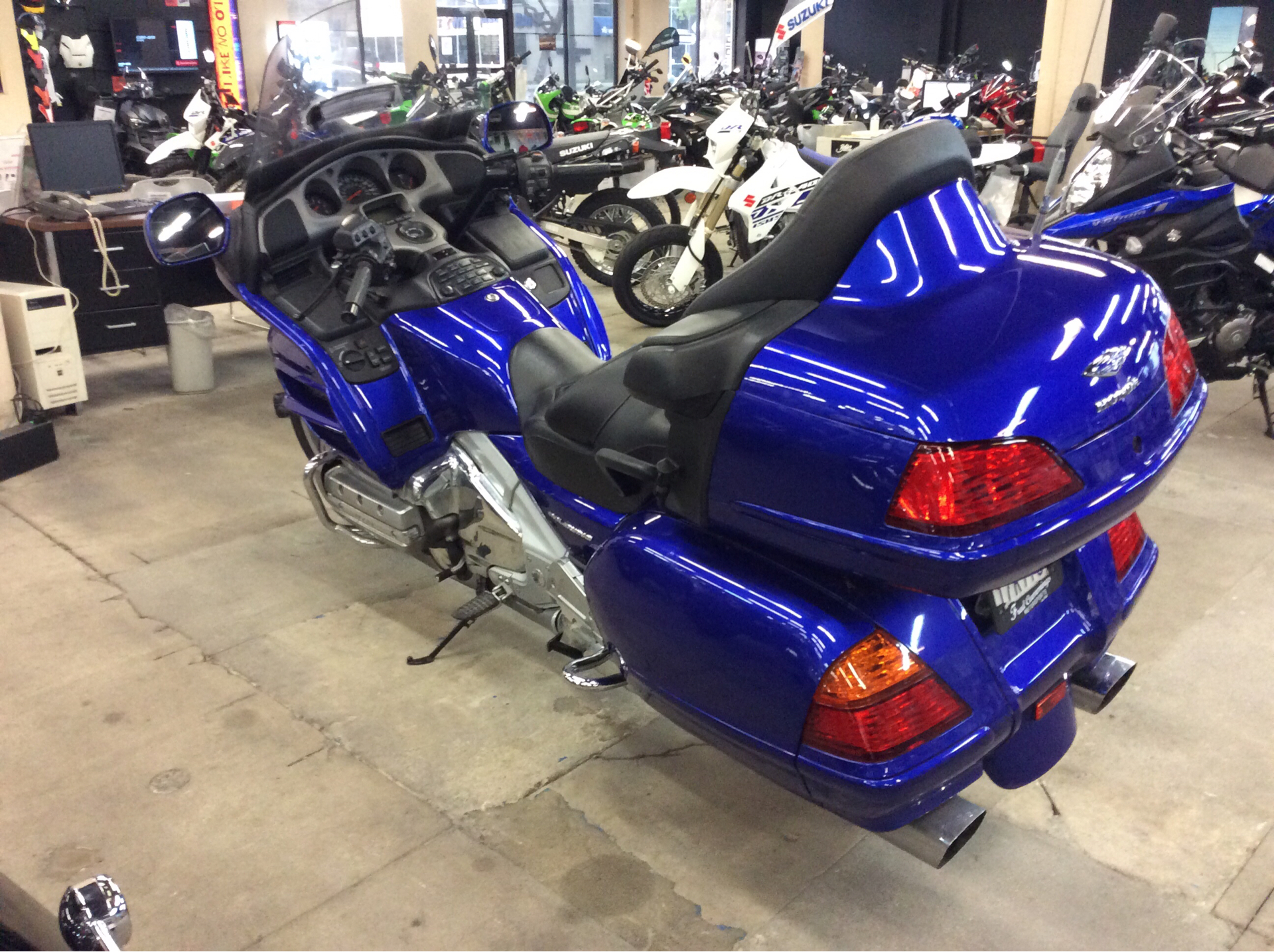2005 Honda Gold Wing® in Bakersfield, California - Photo 3