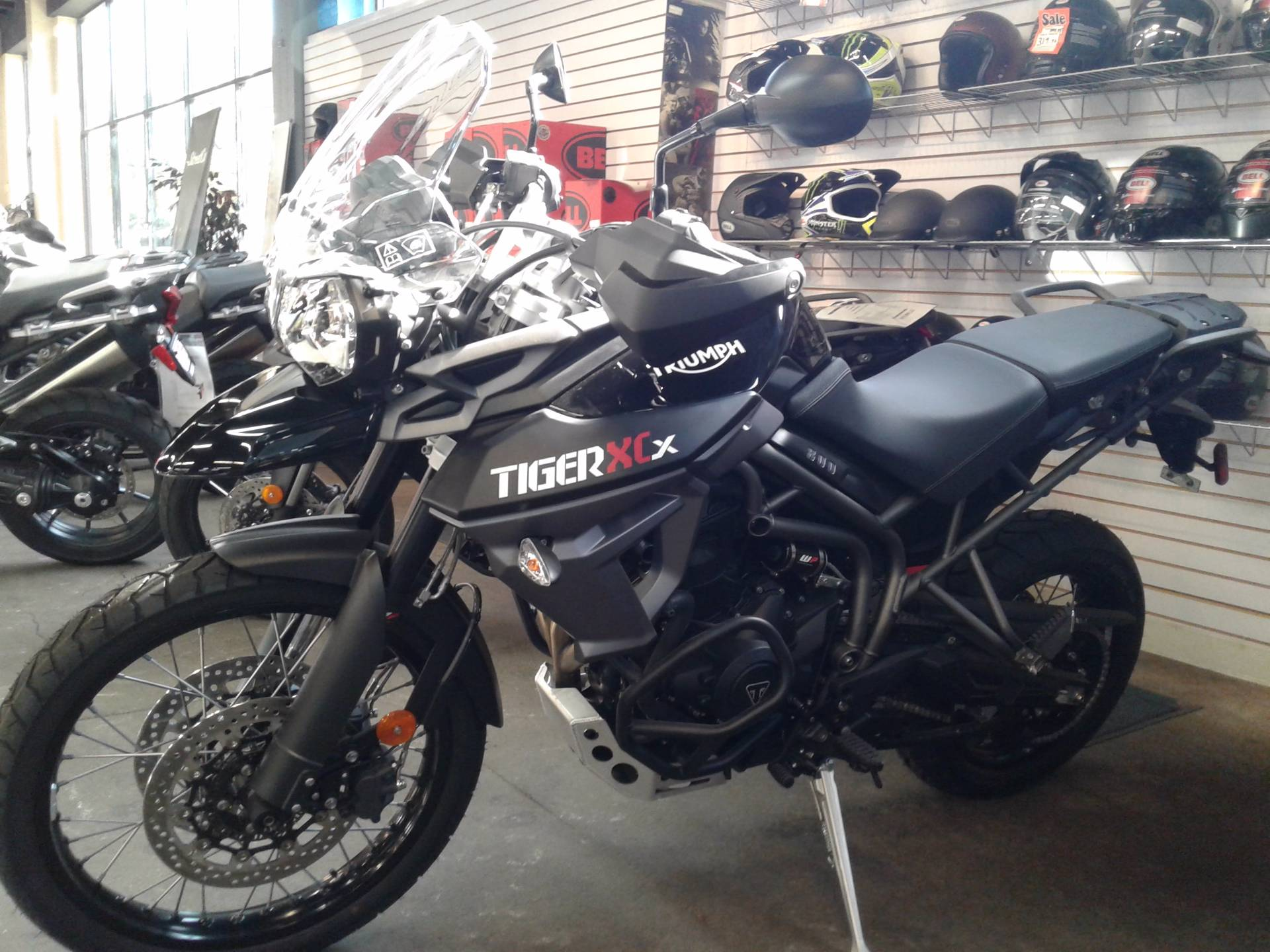 2016 Triumph Tiger 800 XCX in Bakersfield, California