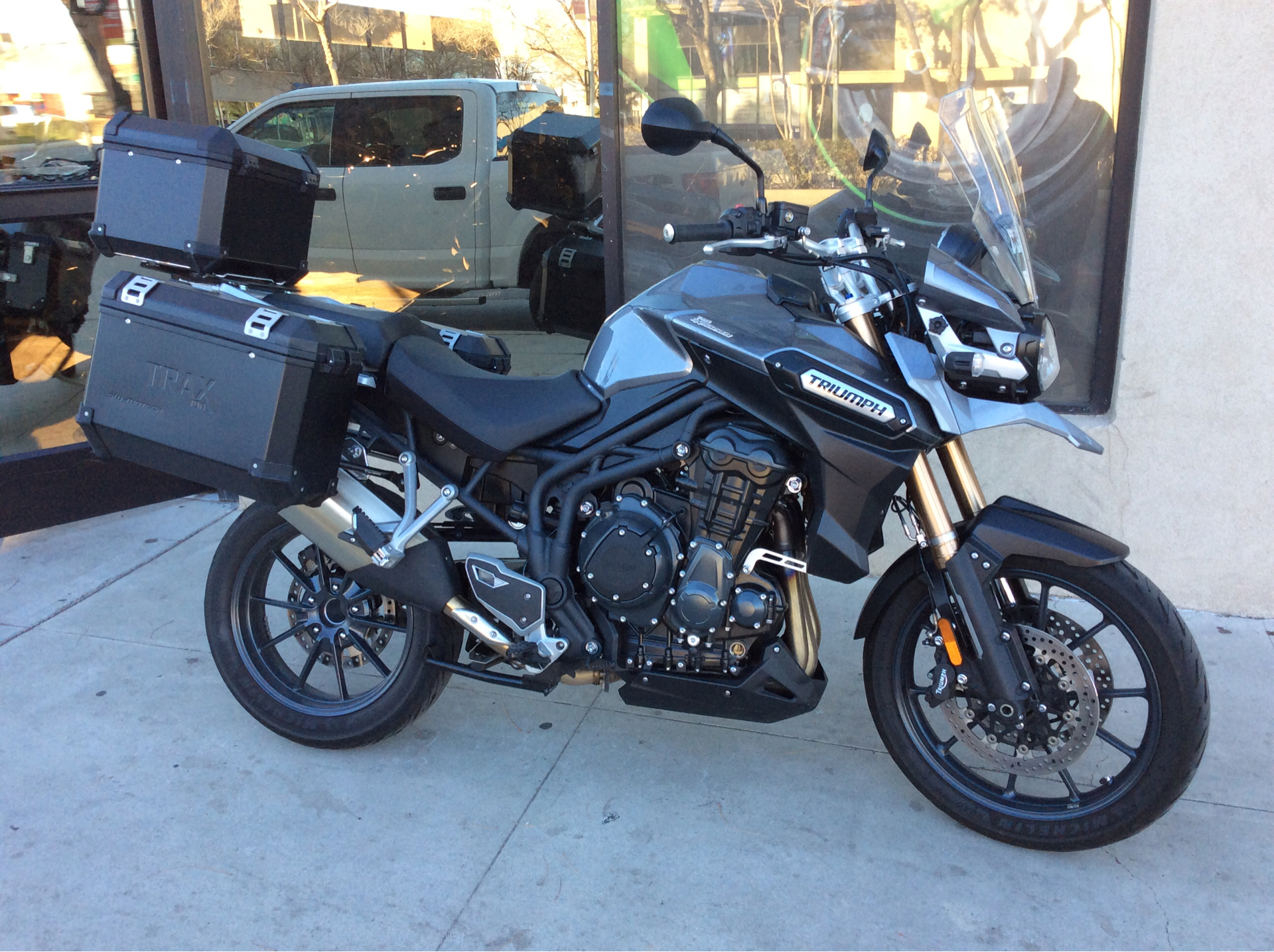 2015 Triumph Tiger Explorer ABS in Bakersfield, California - Photo 1