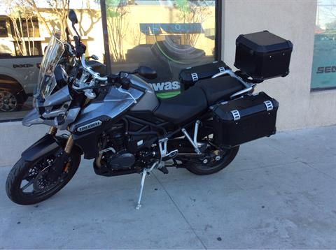 2015 Triumph Tiger Explorer ABS in Bakersfield, California - Photo 2
