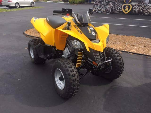 2017 Can-Am DS STANDARD 250 in Hobe Sound, Florida