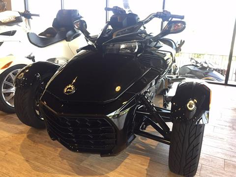 2017 Can-Am Spyder F3 SE6 in Hobe Sound, Florida