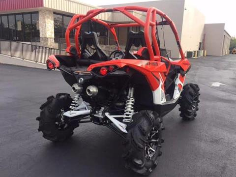 2017 Can-Am MAVERICK X MR in Hobe Sound, Florida