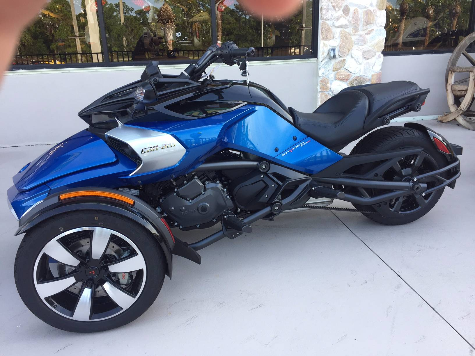 New 2017 Can Am Spyder F3 S SE6 Motorcycles in Hobe Sound FL
