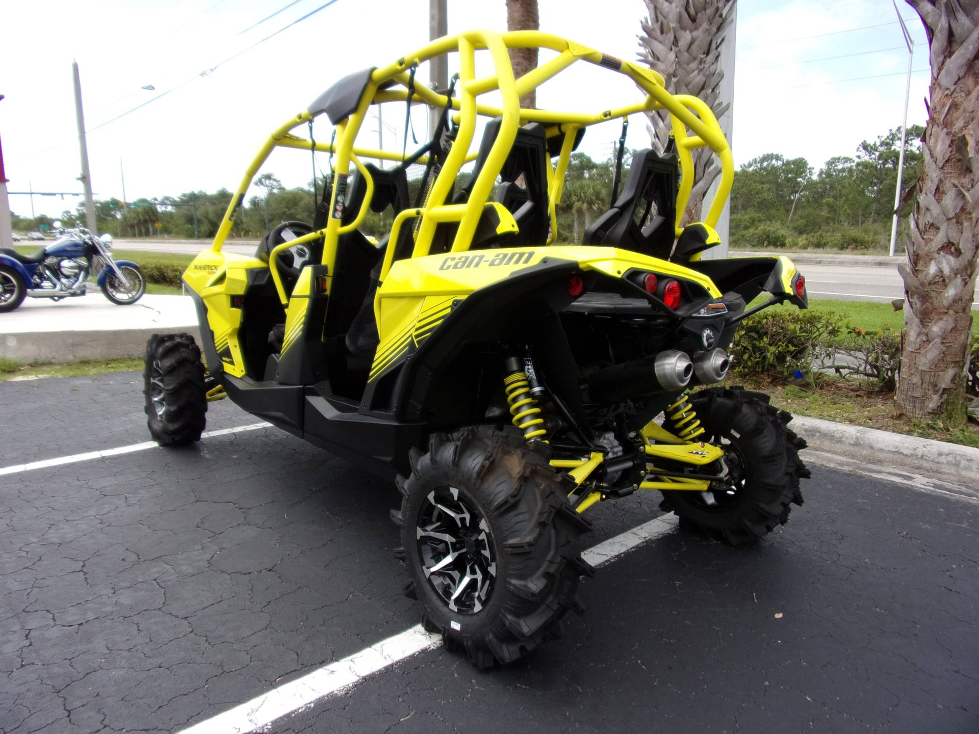 2018 Can-Am Maverick MAX X MR in Hobe Sound, Florida