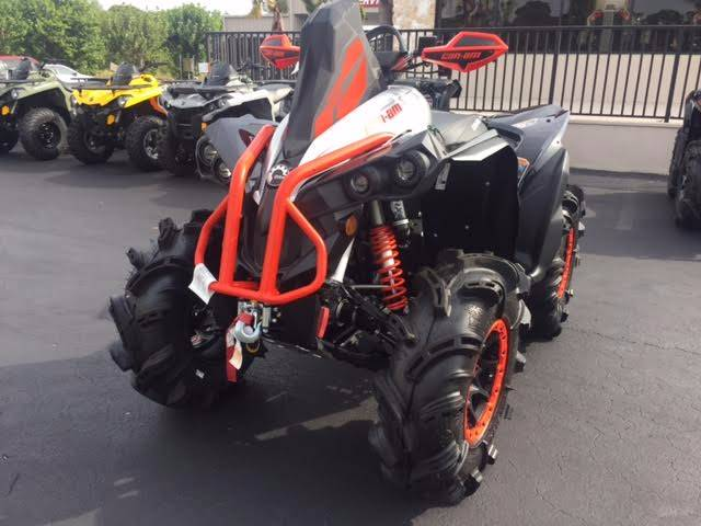 2017 Can-Am RENEGADE X MR 1000R in Hobe Sound, Florida