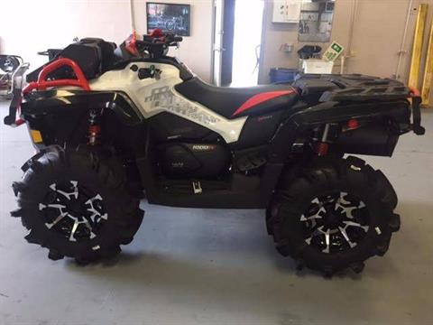 2017 Can-Am OUTLANDER X MR 1000R in Hobe Sound, Florida