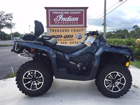 2017 Can-Am Outlander MAX Limited 1000 in Hobe Sound, Florida