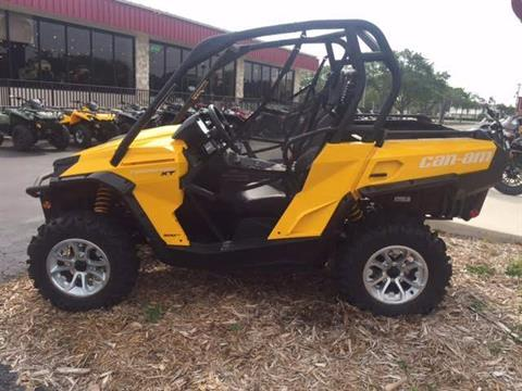 2017 Can-Am COMMANDER XT in Hobe Sound, Florida