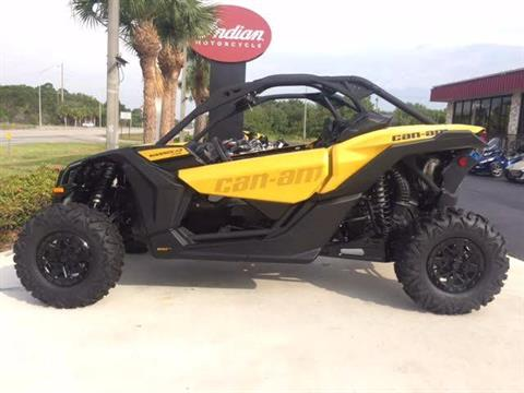 2017 Can-Am MAVERICK X3 X DS DPS in Hobe Sound, Florida