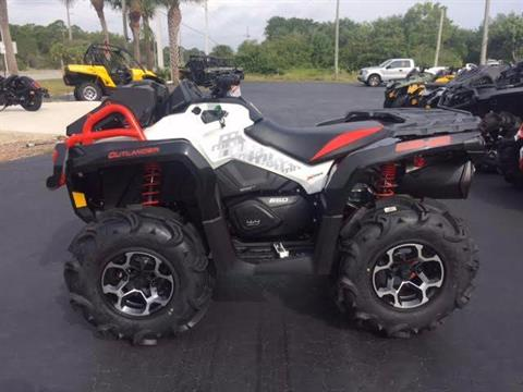 2017 Can-Am OUTLANDER X MR 650 in Hobe Sound, Florida