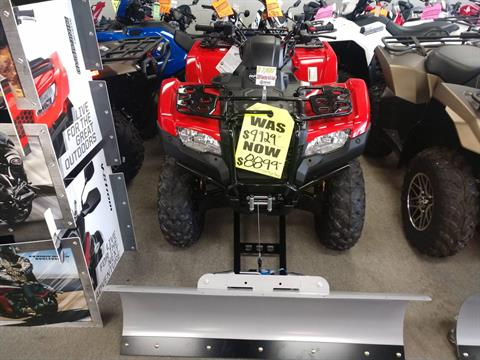 2020 Honda FourTrax Rancher 4x4 Automatic DCT IRS in Warren, Michigan