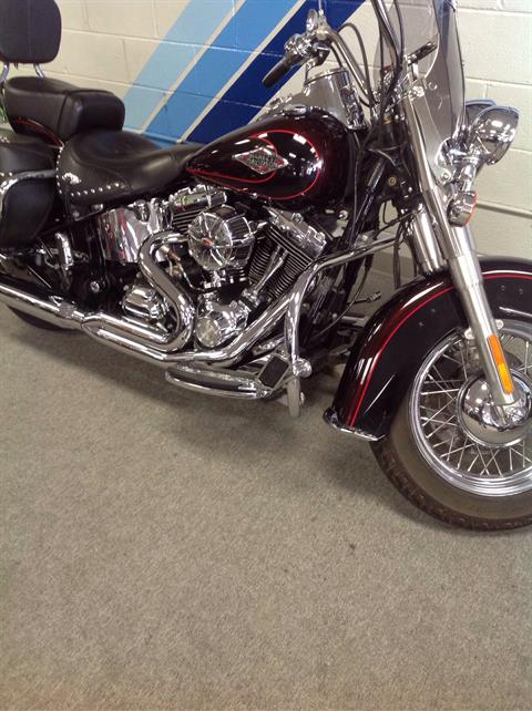 2011 Harley-Davidson Heritage Softail® Classic in Warren, Michigan - Photo 1